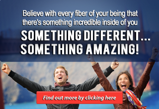 There's something Incredible inside of you, Law of Attraction
